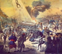 Tašmajdan.  I gde su zaista spaljene mošti Svetog Save?
