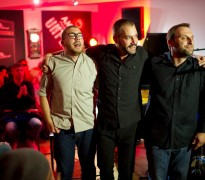 Vasil Hadžimanov Trio nastupio u Parobrodu