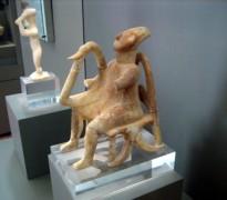 Zagonetne skulpture sa Kiklada