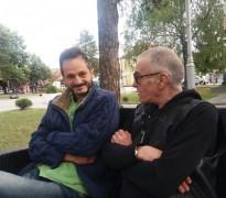 Branko, Arlemm, Sonja i Dom Perinjon