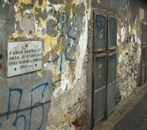 Stara škola u Žarkovu