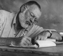 Ernest Hemingvej (1899–1961) – Pisanje kao porok