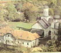 Srpski manastiri u Bosni – Vozuća