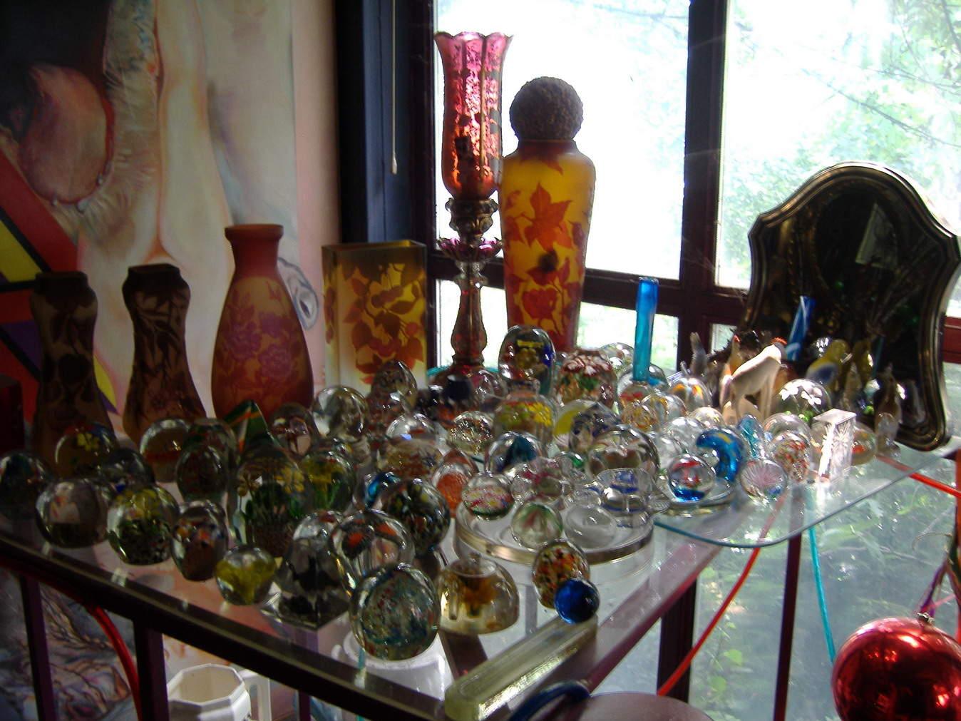 """""""Staklena bašta"""", deo kolekcije Olje Ivanjicki"""