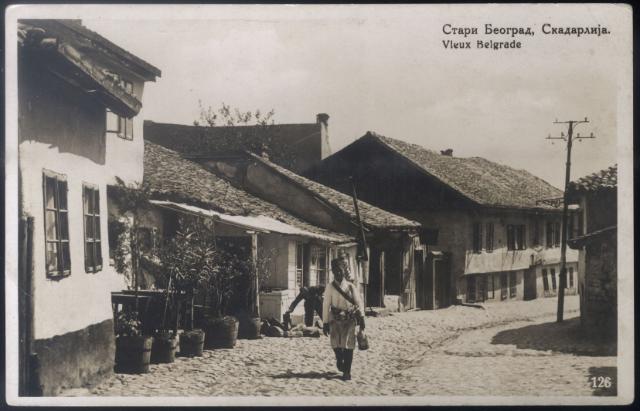 Skadarlija 1900.