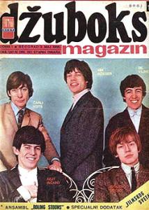 Prvi broj magazina Džuboks