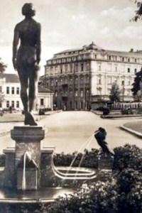 Srpski kralj, kod Kalemegdana
