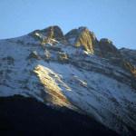 Sneg na Olimpu