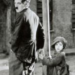 Film Mališan, Čarli čaplin