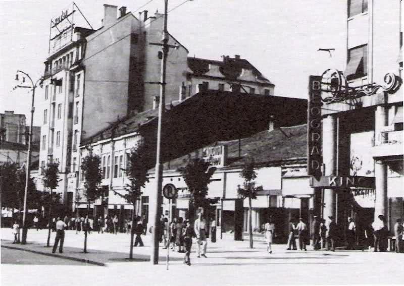 bioskopi 1949. Beograd