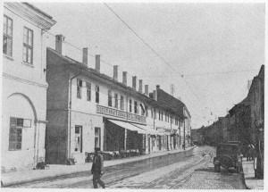 Hotel Kragujevac, Savamala