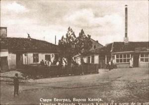 Kafana na Varoš kapiji, Crni konj
