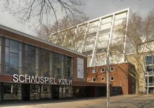 Šaušpilhaus Keln (Schauspiel Köln) foto: © Raimond Spekking