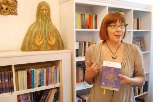 Jasmina Mihajlović u Legatu Milorada Pavića
