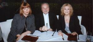 Jasmina Mihajlovic, Milorad Pavic i Olja Ivanjicki