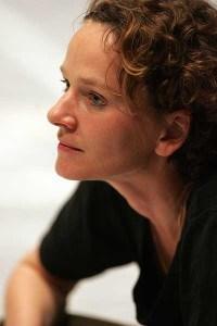 Karin Bajer, foto Simone Schofer