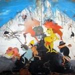 Volcano, Zabava 1980