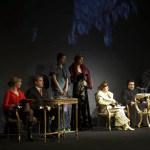 promocija romana Drugo telo, narodno pozorište