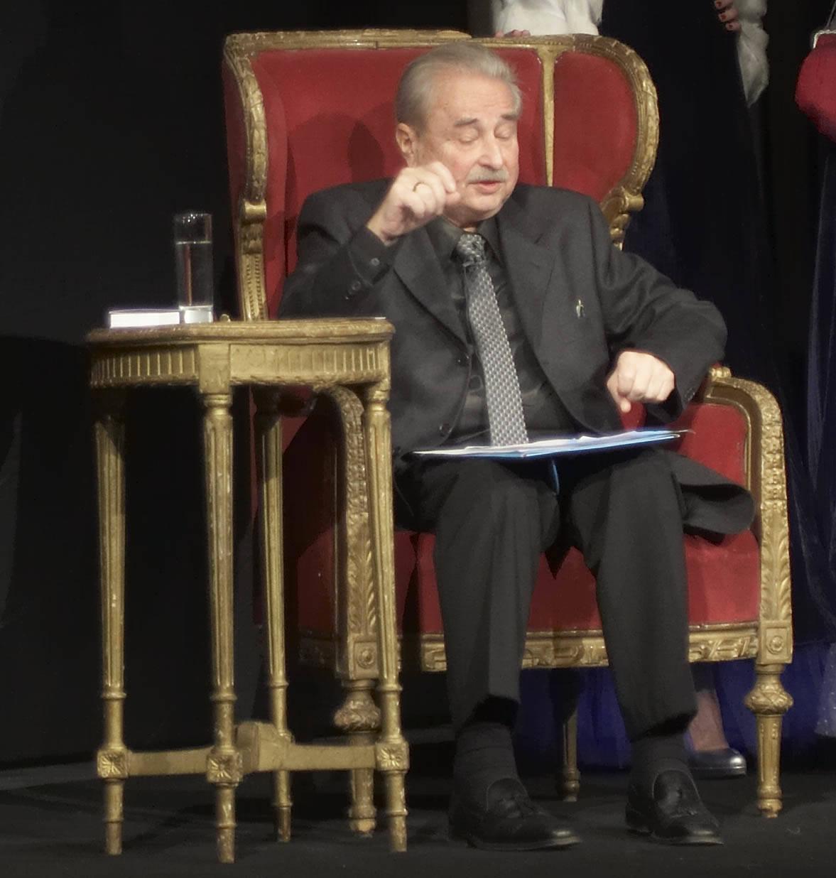 Drugo telo, Milorad Pavić, Narodno pozorište 2008