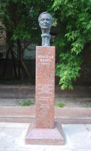 Spomenik Miloradu Paviću u Moskvi