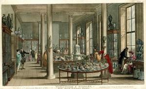 Vedžvud u Londonu 1768.