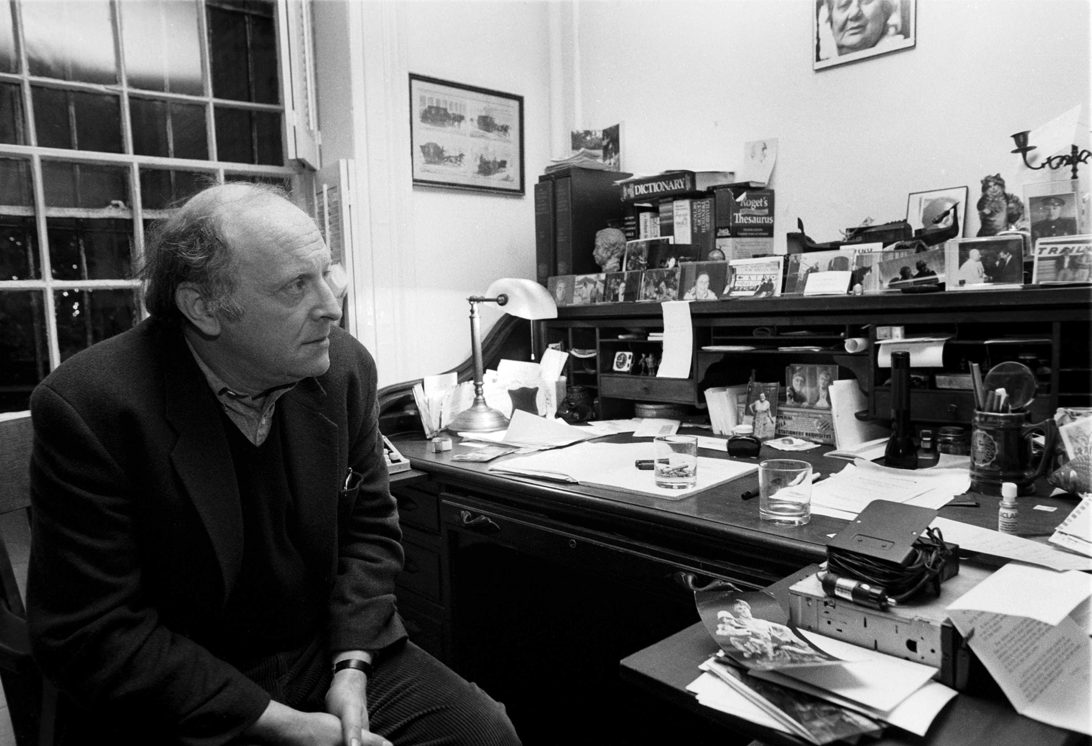 Joseph Brodsky in New York
