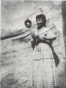Proglašavanje, Olja, foto Leonid Šejka, 1958, Olja Ivanjicki, ©MSU