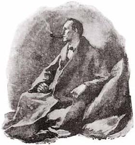 Šerlok Holms, Strand Magazin, 1891. godine, autor Sidni Padžet