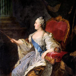 Katarina Velika, Rokotov
