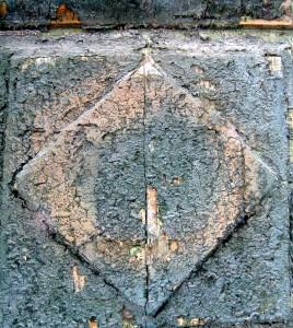 detalj sa starih vrata, Kotor, Olja Ivanjicki, ©Fond Olge Olje Ivanjicki