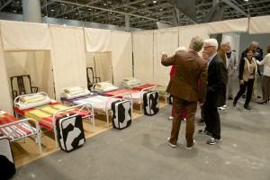 Art Basel 2013, Unlimited, Ai Weiwei, Meile, MCH Messe Schweis (Basel) AG