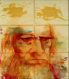 Reciklirani Leonardno da Vinci, Olja Ivanjicki, 2001