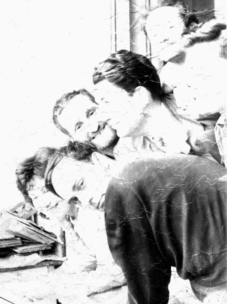 Mediala 1959 {ejka, Olja, Pedja R, Sinisa, Joca Andrejevic, Franjo Likar