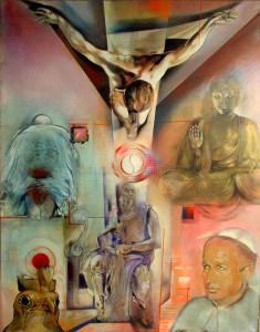 Olja Ivanjicki, Religije jednog boga, ©Fond Olge Olje Ivanjicki