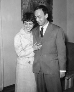 Leonid Šejka i Marija Čudina