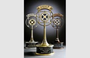 NY Festival  - trofej