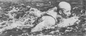 Leonid Mješkov, heroj i plivač