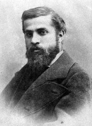 Antoni Gaudi 1878.