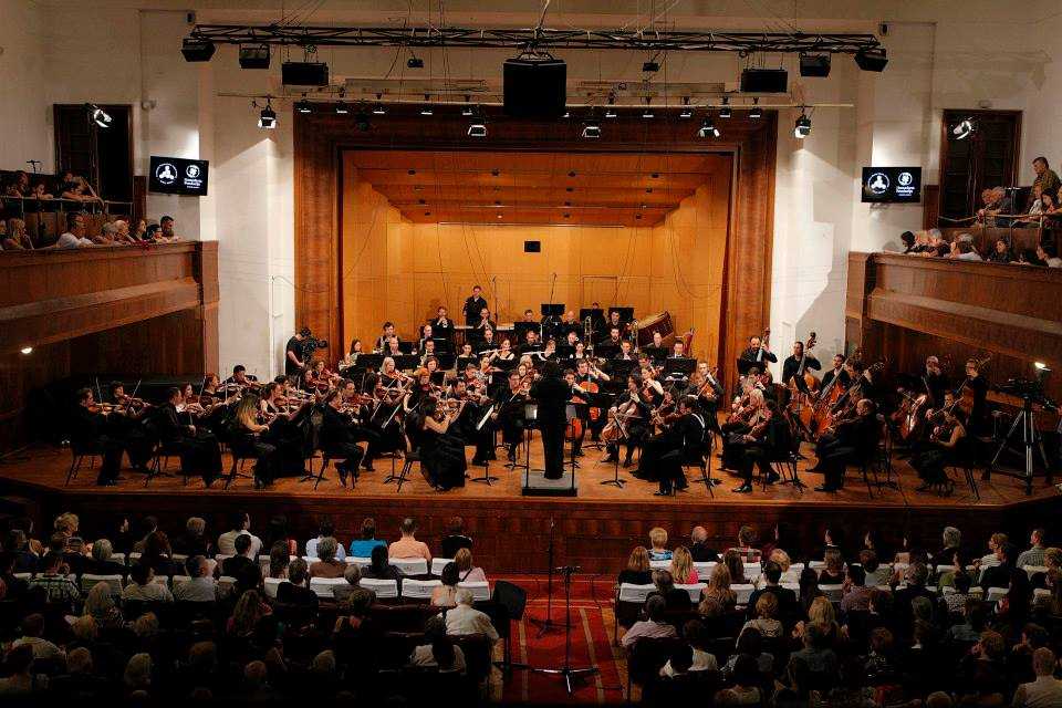 Beogradska filharmonija, kraj sezone 2012-2013