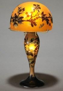 Emil Gale, Lampa