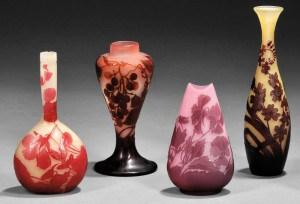 Galeove vaze od stakla i same postaju cveće