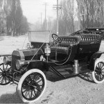 model T 1910, Ford