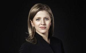 Dirigentkinja Kristina Poska u Beogradskoj filharmoniji