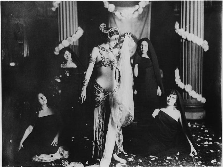 Mata Hari 1905