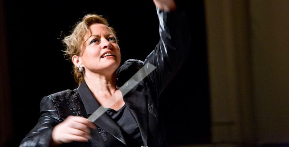 Dirigent Gisele Ben Dor