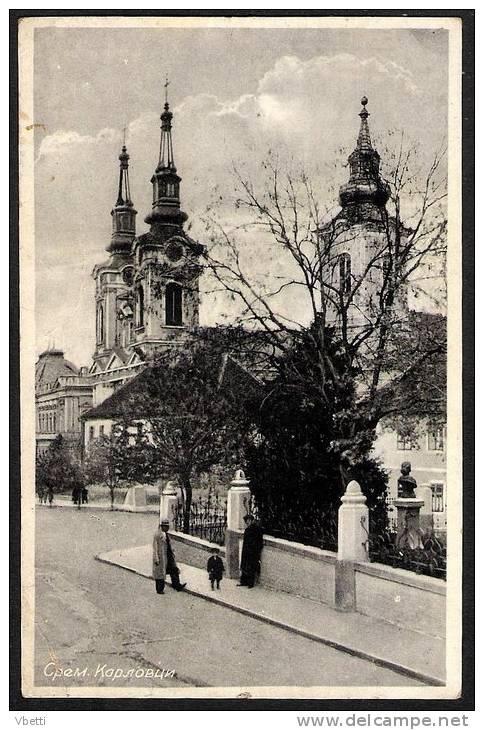 Sremski Karlovci, sa starih fotografija