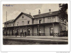 Sremski Karlovci, železnička stanica