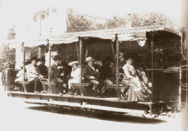 elektricni tramvaj