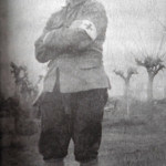 Miloš Đorić na Krfu 1917.
