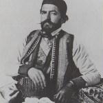 Anastas jovanović, Njegoš